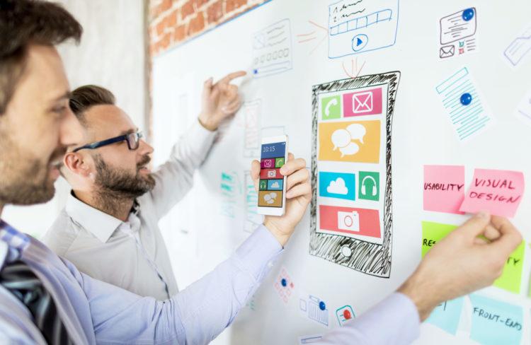Entwicklung von zielgruppengerechtem digital und mobil Konzepten