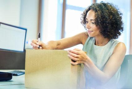 Efficient dispatch management for healthcare information materials